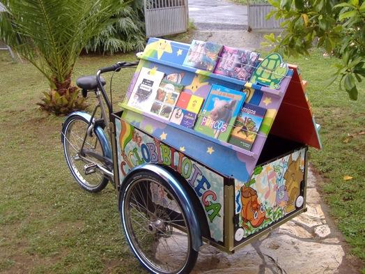triciclo Christiania